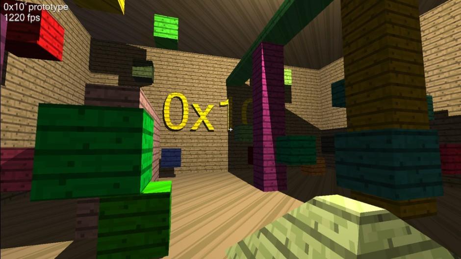 Skaberen af Minecraft viser screenshots af 0x10c - AfterDawn